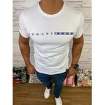 Camiseta Armani Branca