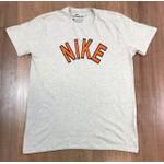 Camiseta Nike Cinza Claro