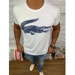 Camiseta Lacoste - Branco