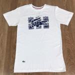 Camiseta Lacoste - Branca