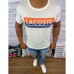 Camiseta Lacoste - Creme