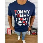 Camiseta Tommy Hilfiger Azul Marinho