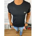 Camiseta Lacoste Lisa - Preta