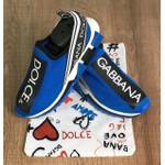 Tênis Dolce & Gabbana - Azul Bic