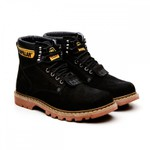 Bota Caterpillar Second Shift Preto