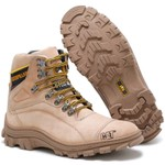 Bota Exclusive Shift Plus Areia Desert