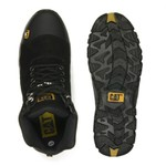 Bota Caterpillar Steel Toe Preto