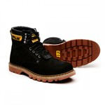 Bota Caterpillar Second Shift - Preta