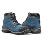 Bota Caterpillar Rubber - Azul