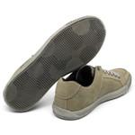 Sapatenis Tchwm Shoes - Cinza Rato