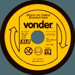 Disco Diamantado Para Porcelanato 110mm - Vonder