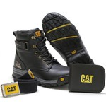 Kit Caterpillar Bota 2450 - Preto
