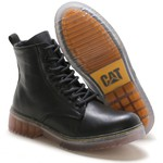 Bota Caterpillar Woman - Preto