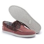 Sapato Dockside Menfis em Lona