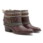 Bota Feminina Sioux Coffee
