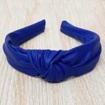 Tiara de Nó Courinho Azul Royal
