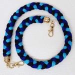 Alça De Mão Para Bolsa Azul