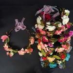 Dúzia De Coroa De Flores Carnaval