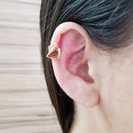 Brinco Ear Cuff Spike