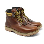 Bota Masculina Caterpillar Second Shift Whisky