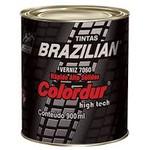 Verniz Rápido PU Bicomponente 7060 Alto Sólidos 900ml - Brazilian