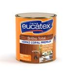 Verniz Brilhante Incolor Copal Eucatex 900ml
