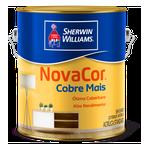 Tinta Acrílica Fosco 3,6 Litros Novacor Cobre Mais (Escolha Cor)