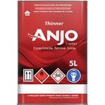 Thinner para Poliéster e PU 5 Litros Carbon - Anjo