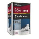 Tinta Acrílica Stardard Rende Mais Granizo 18L - Construir