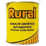 Esmalte Sintético Branco 9004 Brilhante 900ml - 6037 - Rural
