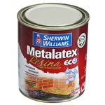 Resina Brilhante Incolor Metalatex Eco 900ml Sherwin Williams