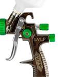 Pistola para Pintura LVLP 1,3mm 600ml com Válvula de Controle de Pressão - STEULA-BC8013VCP
