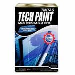 Esmalte Metálico Aluminio 300° 18L - Tech Paint