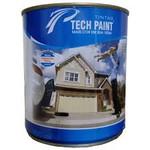 Esmalte Metálico Aluminio 300° 900ml - Tech Paint