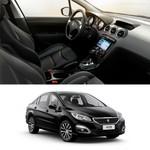 Revestimento Banco de Couro Peugeot 408