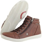 Bota Casual Masculina CRshoes Cafe