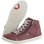 Bota Casual Masculina CRshoes Bordo
