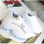 Tênis Feminino Zatz Fosco Sneaker Branco
