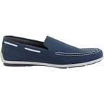 Mocassim masculino CRshoes azul