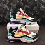 NIKE AIR MAX 270 REACT university gold