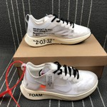 NIKE ZOOM VAPORFLY x OFF WHITE