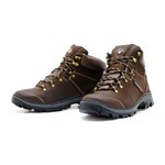 Bota Adventure Couro Atron Shoes - 259 - Café