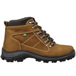 Bota Adventure Couro Nobuck Atron Shoes - 266 - Castor