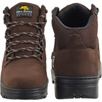 Bota Adventure Couro Nobuck Bell Boots - 780 - Chocolate