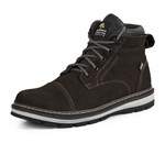 Bota Adventure Casual Couro Nobuck Bell Boots - 815 - Chocolate