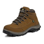 Bota Adventure Casual Couro Nobuck Hiking Extreme Bell Boots - 900 - Camel