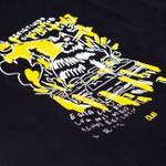 Camiseta Öus Luz Preta