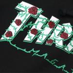 Moletom Thrasher Roses Black