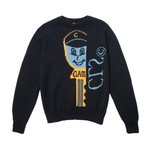 Sweater Class Chave Black