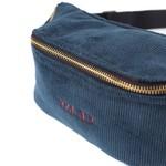 Class Nylon Belt Bag Turq